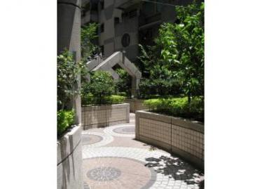 新北租屋,新店租屋,整層住家出租,環境:社區中庭