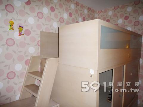 孩童房睡覺遊戲收納皆宜