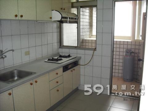 廚房及後陽台