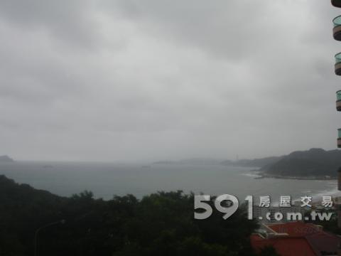 陽台直視太平洋