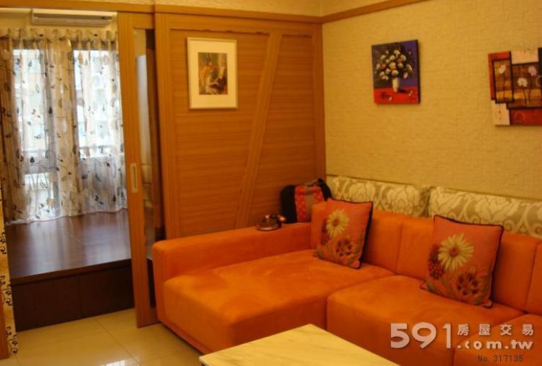 台北租屋,內湖租屋,整層住家出租,豪華舒適客廳