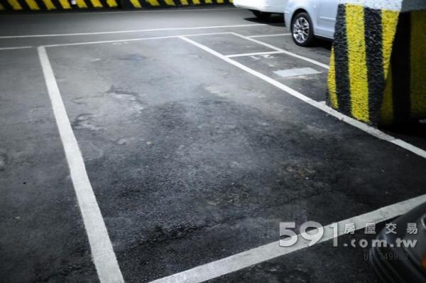 加大停車位