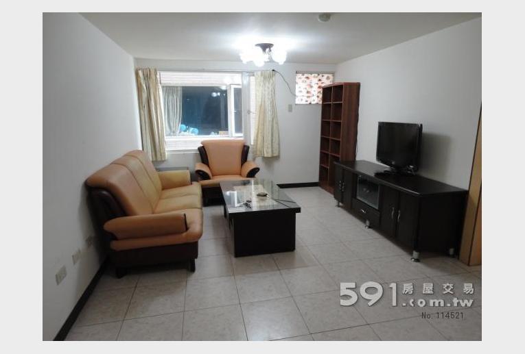台南租屋,永康租屋,整層住家出租,寬敞客廳