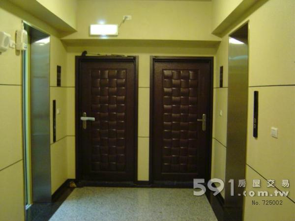 一層四戶二部電梯