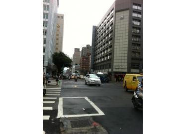 台北買屋,中山買房子,套房出售,前面街道圖
