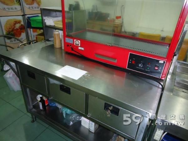 不鏽鋼包裝臺&保溫箱