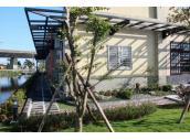 獨立門戶套房~鄰高速公路庭園式科技管理