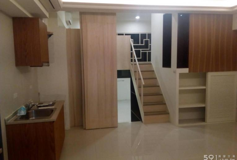 台北租屋,大安租屋,整層住家出租,簡約裝潢,樓中樓設計
