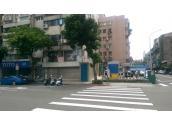 民生東路合江街十字路口三角旺鋪