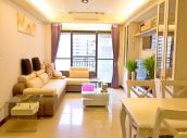U未來溫馨百米中庭2房車位,衛浴開窗